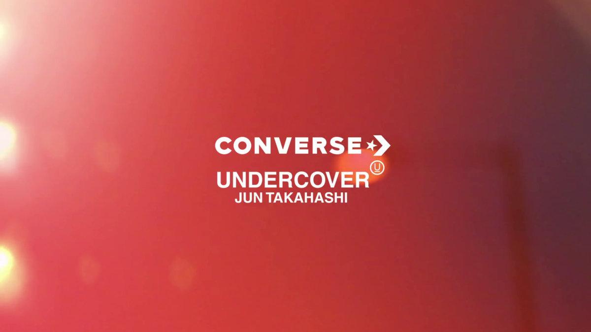 Converse × Undercover - Common Era