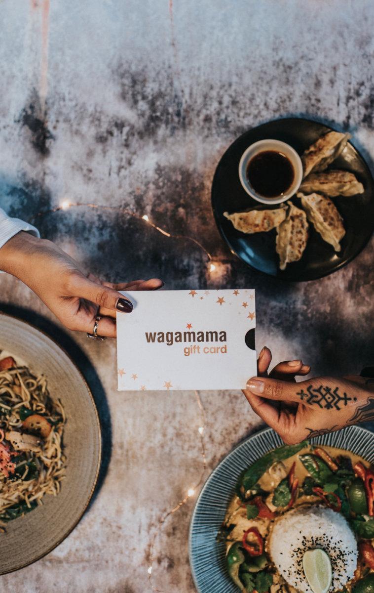 Wagamama Holiday Noodles - Common Era