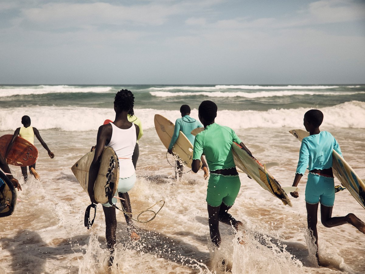 Senegal Surf School - Common Era