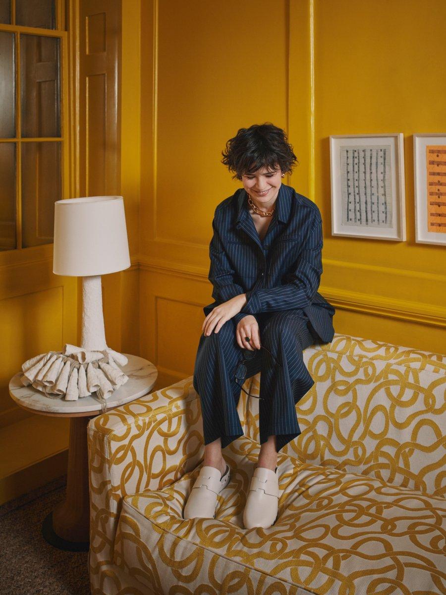 Harper's Bazaar × Gigi Ettedgui - Common Era