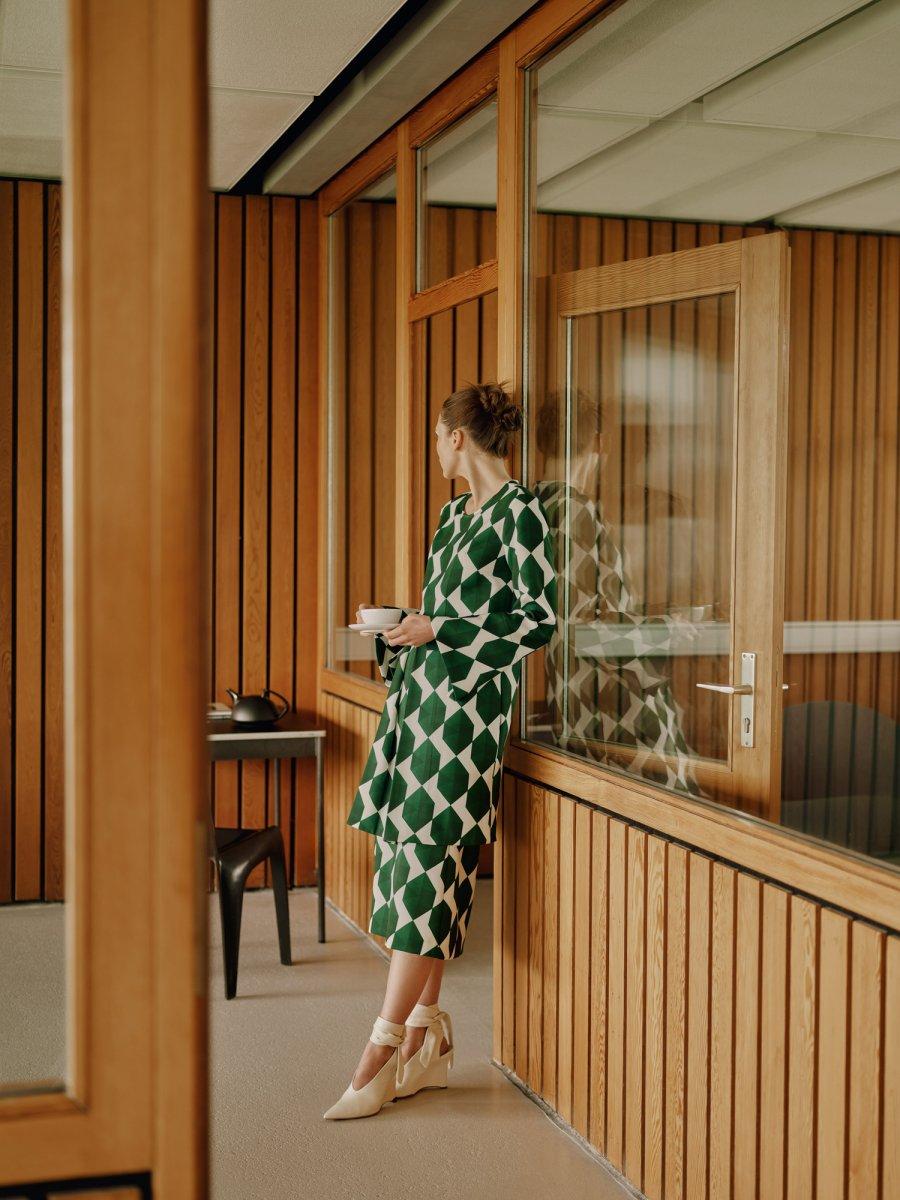Harper's Bazaar × Rosenthal - Common Era