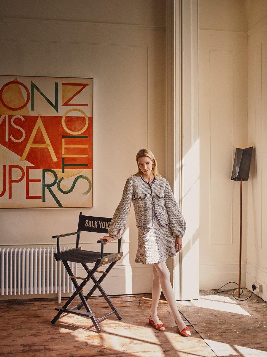 Harper's Bazaar × Greta Bellamacina - Common Era