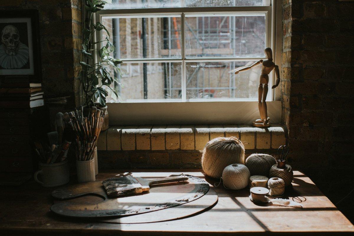 Artist's Studio: Joanne Salley - Common Era